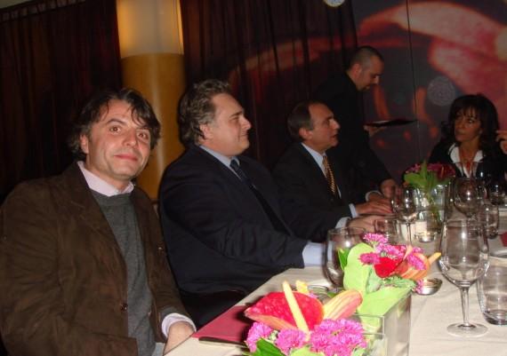Carlo Fabbri, Lucio Petruzziello, Massimo Rugge, Valeria Villani