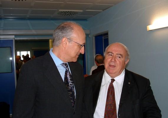 Giuseppe Gizzi, Antonio Manzoli