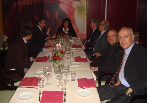 Giuseppe Gizzi, Pietro Ochipinti, Luciano Pellegrini, Vincenzo Pietropaolo, Valeria Villani, masimo Rugge