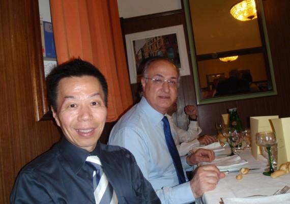 Hiroshi Kashida, Livio Cipolletta
