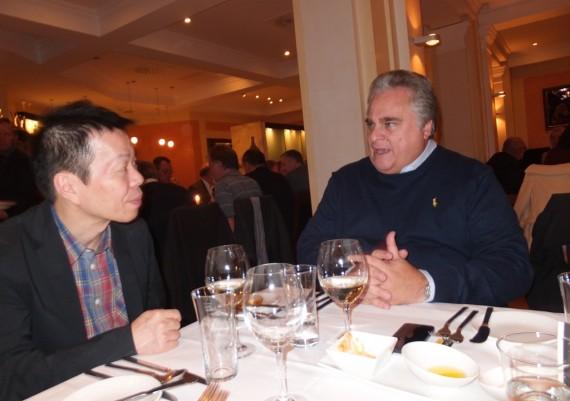 Hiroshi kashida, Lucio Petruzziello