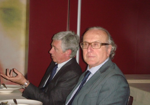 Luciano Pellegrini e Vincenzo Pietropaolo