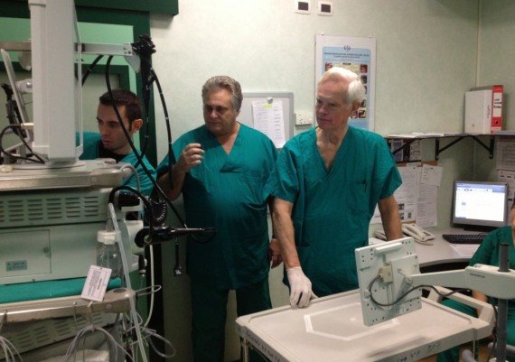 Live Endoscopy 2012