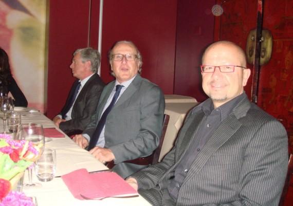 Pietro Occhipinti, Luciano Pellegrini, Vincenzo Pietropaolo