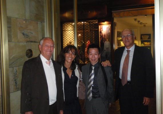 Rena Lambert, Valeria Villani, Hiroshi kashida, Giuseppe Gizzi