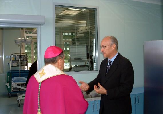 S. E. cardinale Caffarra, Giuseppe Gizzi