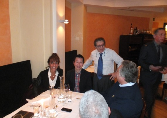 Valeria Villani, Hiroshi Kashida, Carmelo Scarpignato, Lucio Petruzziello