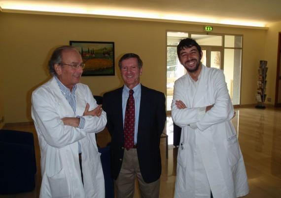 Pietro Ricci, Anthony J. Di Marino, Marco Bosso