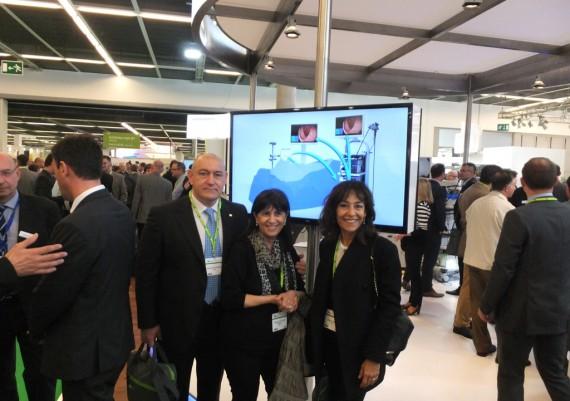 Gianluca Rotondano, Antonietta Bianco, Valeria Villani