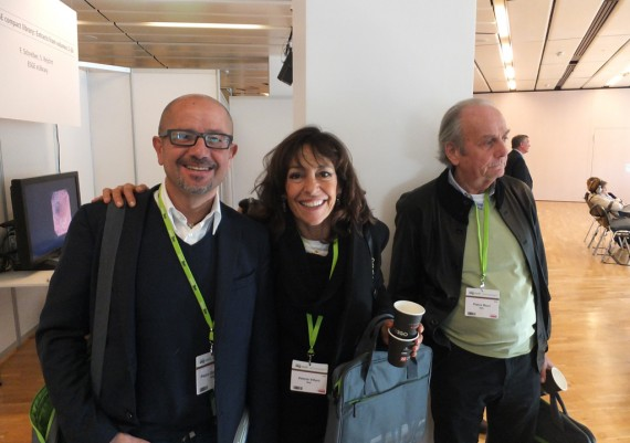 Pietro Occhipinti, Valeria Villani, Pietro Ricci