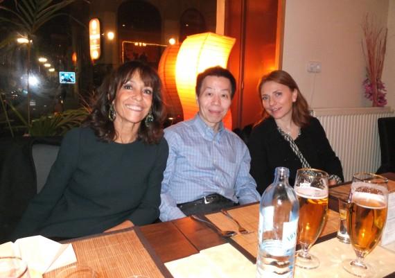 Valeria Villani, Hiroshi Kashida, Bianca Ricci