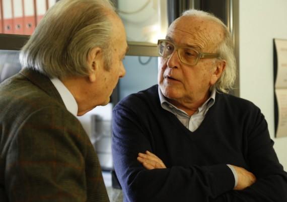 Piero Ricci, Luciano Pellegrini