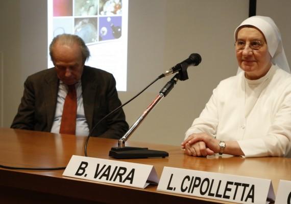 Piero Ricci, Madre Superiora Suor Arcangela