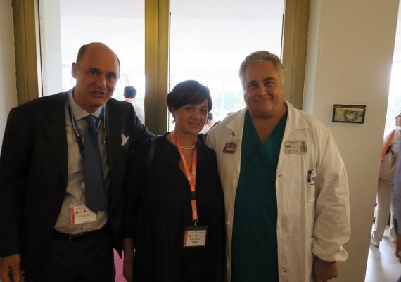 13) Luca Ramponi, Monica Pandolfi, Lucio Petruzziello