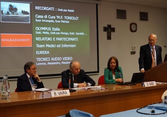 Dino Vaira, Pietro Ricci, Dott.ssa  Natali, Giuseppe Gizzi